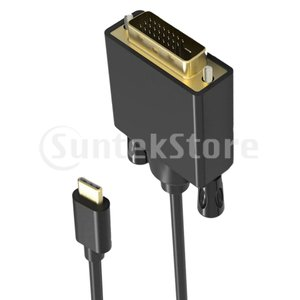説明:  USB C-DVIケーブルは、余分なアダプターやケーブルを必要とせずに、USB-Cコンピュ...