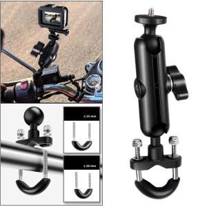 GoProHeroハンドルバー固定用アルミニウムバイク自転車カメラマウントホルダー|stk-shop