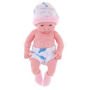 Perfeclan 両親学習 育児 ベビーケア練習のため 25cm リアル 新生児人形 赤ちゃん人形...