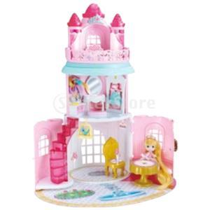 説明:  100%の真新しく、高品質で耐久性のある - ミニシミュレーションふりプレイ人形の家のおも...