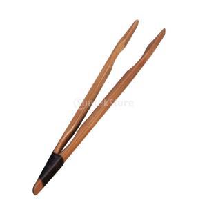 説明: 強く、耐久性があり、自然で環境にやさしい竹でできています。 トングまたはピンセットは、アジア...