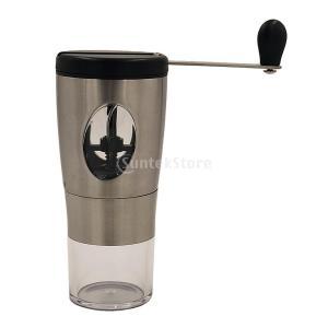 説明: 調整リングを回してコーヒーの完璧な粗さに達したら、 バリのぐらつきをなくし、研削中の安定性を...