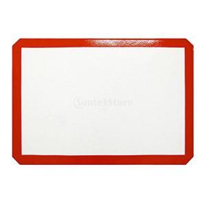 Fenteer シリコン ベーキングマット ノンスティック 耐熱|stk-shop