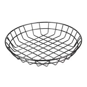 説明: ステンレス鋼の高品質の、耐久性と錆のないで作られています。 フルーツ、バーガー、チップを提供...