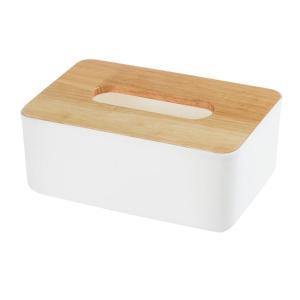 全4種 シンプル ペーパー ナプキン ティッシュボックスホルダー 紙ナプキンケース 携帯電話ホルダー 木製  実用的  - #2 stk-shop