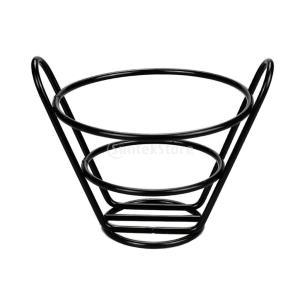 フライドポテト バスケット スナックホルダー コーンスタンド 耐久性|stk-shop