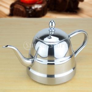 説明:このティーケトルは耐久性と再使用可能なステンレス製です。 それはまた、あなたのお茶のための迅速...