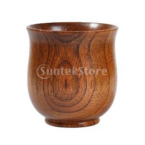 説明:自然の木製で、自然に近い健康的なもの。シンプルで繊細な優雅さ。 小さな天然木のカップ150ml...