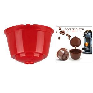ネスカフェドルチェグストレッド用の詰め替え可能な再利用可能なコーヒーカプセルポッドカップ|stk-shop