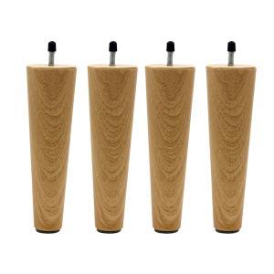 継ぎ脚 高さ調節 継脚 ベッドの高さをあげる足 継足し 継ぎ足 テーブル脚台 高さ調整 4個入り|stk-shop