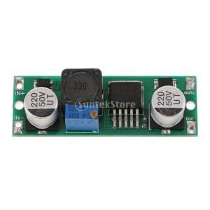 説明: XL6009 DC-DC可変昇圧型パワーコンバータモジュールでは、昇圧型回路基板は効率のよい...