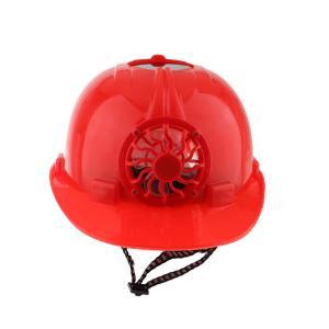 説明: 環境freindly太陽光発電ヘルメット、省エネとハイテク。 クールな冷却ファンで。 高い耐...