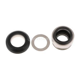 Fenteer オイルパイプライン シャフトシール メカニカルシール  オイルシール 耐摩耗性 ウォーターポンプシール  - ID 16mm|stk-shop