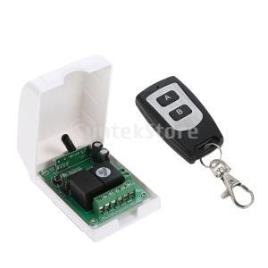 説明: 長いリモートコントロール距離と安定した信号で、RF技術を採用。 調節可能な作業方法、制御装置...