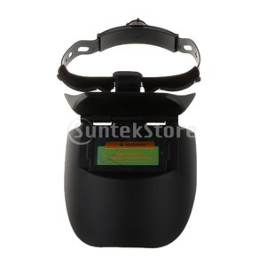 F Fityle フェースシールド 溶接面 自動遮光 スパッタ防止 工業用 耐衝撃性 溶接ヘルメット|stk-shop