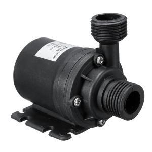 ミニ ブラシレスモータ ウォーターポンプ DC12V リフト5M 800L/H サイレント