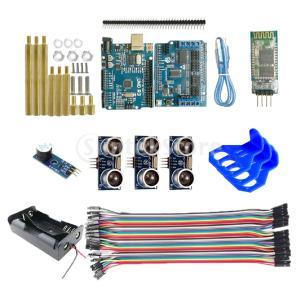説明:  Arduino開発キットは、タンクと2WD車を駆動するための2チャンネルと16チャンネルの...