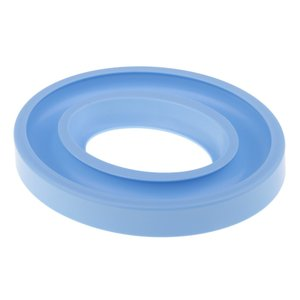 Fenteer スレッド ボビン オーガナイザー リング ホルダー 縫製部品 ゴム シリコン 耐久性 全6色 - ライトブルー|stk-shop