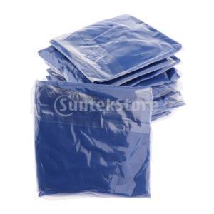 説明: 軽量で使い捨ての不織布材料で作られています大きな快適さとフィット感のための万能ゴムバンドを備...