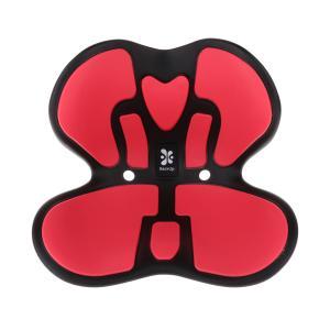 10代の若者の整形外科の背部サポート席のクッションは尾骨の痛みの赤を和らげます