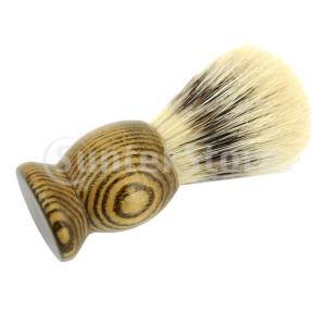 説明: 絹のような、柔らかいそしてしっかりした、きれいになること容易なすべての剃る石鹸および泡とよく...
