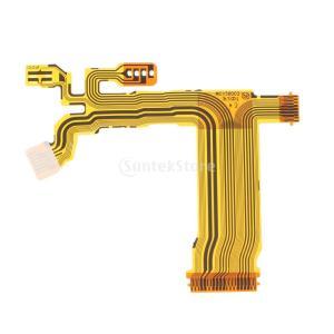 修理部品 レンズ アパーチャ フレックスケーブル Olympus 14-42mm F3.5-5.6EZ 37mm対応 stk-shop