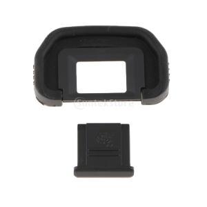 ホットシューカバー付き カメラファインダー アイカップ Canon EOS 6D Mark II/8...