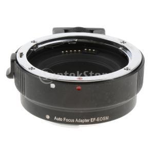 Perfk マウントアダプター Canon EF-Sレンズ→EOS Mカメラ