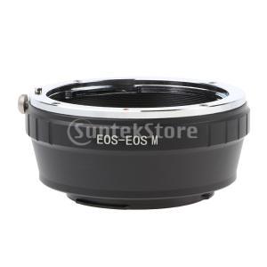 レンズアダプター Canon EOS EF EF-Sマウントレンズ → Canon EOS M EF...