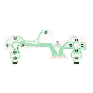 説明: 導電性フィルムキーパッドフレックスリボンケーブル回路基板交換部品。 ソニーPS4 4.0コン...
