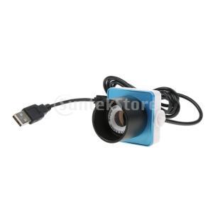 1.25インチ 望遠鏡 USB電子アイピース 0.3MP デジタル接眼レンズカメラ PC対応