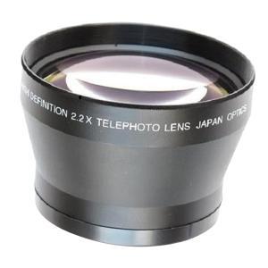 テレコンバージョンレンズ(2.2X) 67mm キャノン/ニコン/ソニーカメラ用 18-135mm