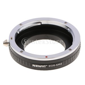 キヤノンEOS EFマウントM42 42mmx1.0カメラ用レンズマウントアダプターコンバーターリング|stk-shop
