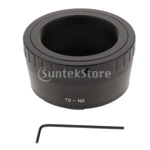サムスンNX100 NX300 NX500 NX2000カメラ用T2  -  NX T  -  2望...