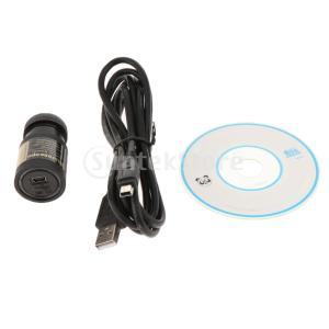 5MP USB電子接眼レンズ 23.2mm 顕微鏡 Cマウント CMOSカメラ デジタル接眼レンズ|stk-shop