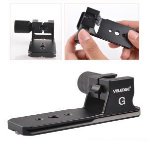 交換レンズ足フィットソニーfe 200-600ミリメートルf/5.6-6.3グラムossスーパー望遠ズームeマウントレンズアルカスイス規格内蔵型クイ|stk-shop