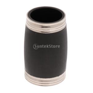 説明:  100%真新しく高品質亜鉛合金調節可能なバレル Bbクラリネットに最適カラー:ブラック長さ...
