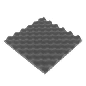 防音パネル 吸音材 防音シート防音壁 卵形スポンジ 黒|stk-shop