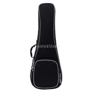 説明: ウクレレギグバッグキャリーバッグギターケースボックスホルダーウクレレギターパーツアクセサリー...
