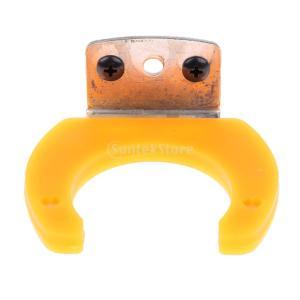 マイクスピーカーホルダー マイクスピーカーホルダー ブラケット 全4色 - オレンジ|stk-shop