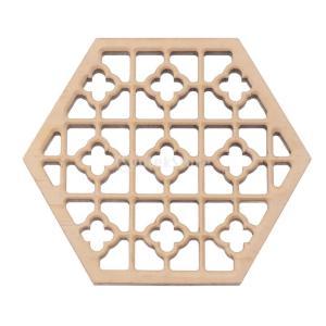 六角形 二胡サウンドウインドウ 二胡サウンドホール装飾|stk-shop