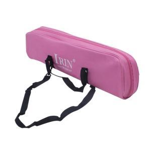 オックスフォードファブリック 鍵盤ハーモニカバッグ 全5色 - ピンク|stk-shop