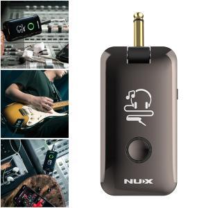 Nux強大なプラグMP-2ギターとベースアンプモデリングヘッドフォンアンプギターアクセサリー stk-shop