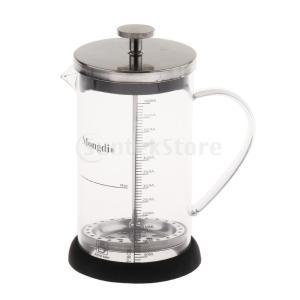 説明:鉛フリーで健康的なホウケイ酸ガラス製で耐熱性があり、熱湯に注ぐと割れません。 あなたのコーヒー...