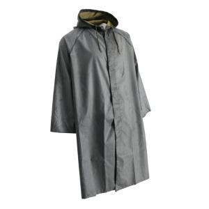 レインコート レインウェア 男女兼用 137cm 合羽 カッパ 防水 ライニングの継ぎ目 雨濡れ防止 ゴム製 雨具