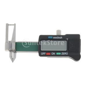 説明:測定範囲:0〜25mm / 1インチ大きくて見やすいLCD 任意の位置でのゼロ設定、mm /イ...
