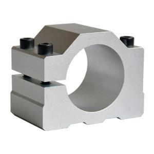 CNCルーター58mm用の新しいスピンドルモータークランプマウントアルミニウムブラケットホルダー|stk-shop
