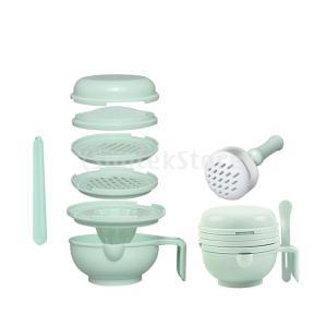 ベビー 離乳食作り 離乳食調理セット 離乳食調理器具  使いやすい