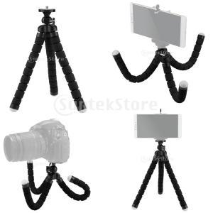 説明: あなたのGoProアクションカメラ、ミニDSLRカメラ、あなたの携帯電話をホルダのどこにでも...