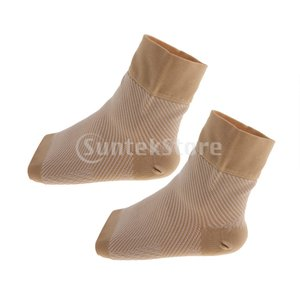 説明: 足底筋膜炎、踵のはさみ、アーチの痛みと腫れのかかとの痛みを和らげます。 軽量なナイロンとチン...